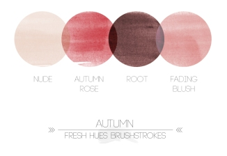 Color Inspiration #2 - Autumn Fresh Hues