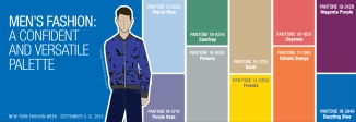 Top 10 Men's Pantone Colors Spring 2014