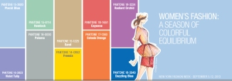 Top 10 Women's Pantone Colors Spring 2014