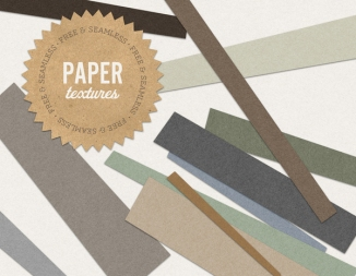 Neutral Color Palette - Free Seamless Paper Textures