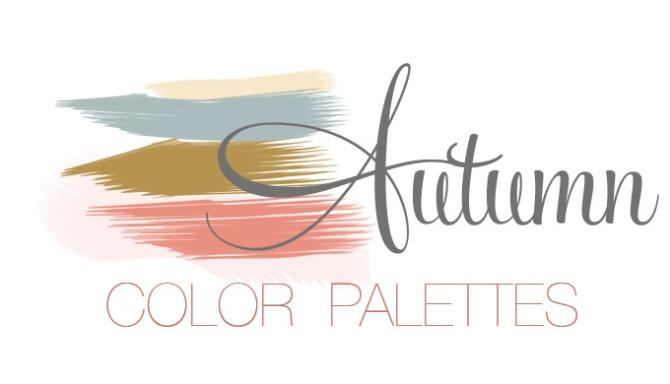 Color Inspiration #7 - Autumn Color Inspiration